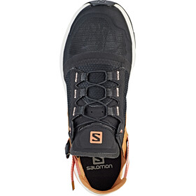 Salomon Techamphibian 4 Chaussures Femme, black/bistre/tawny orange